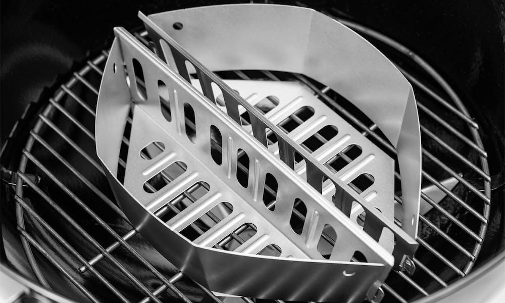 Palivové držiaky dreveného uhlia Char-Basket