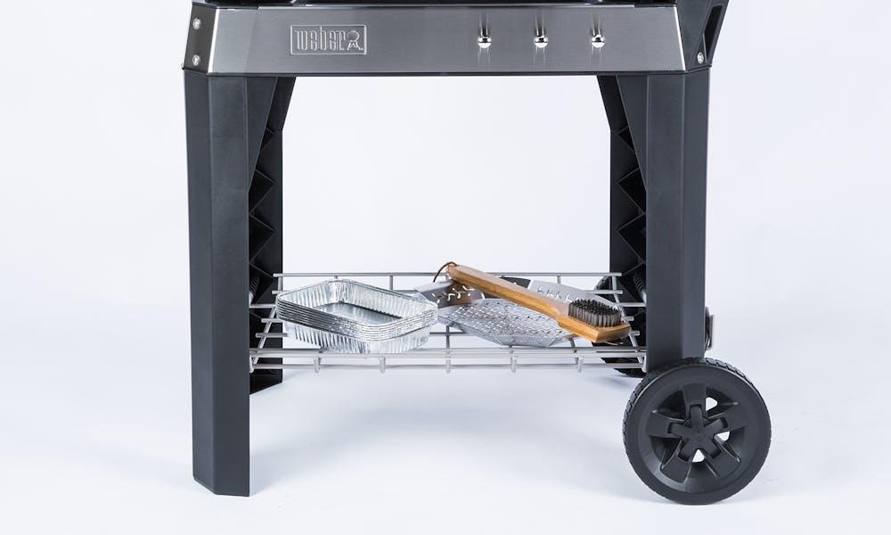 Dizajn otvoreného vozíka