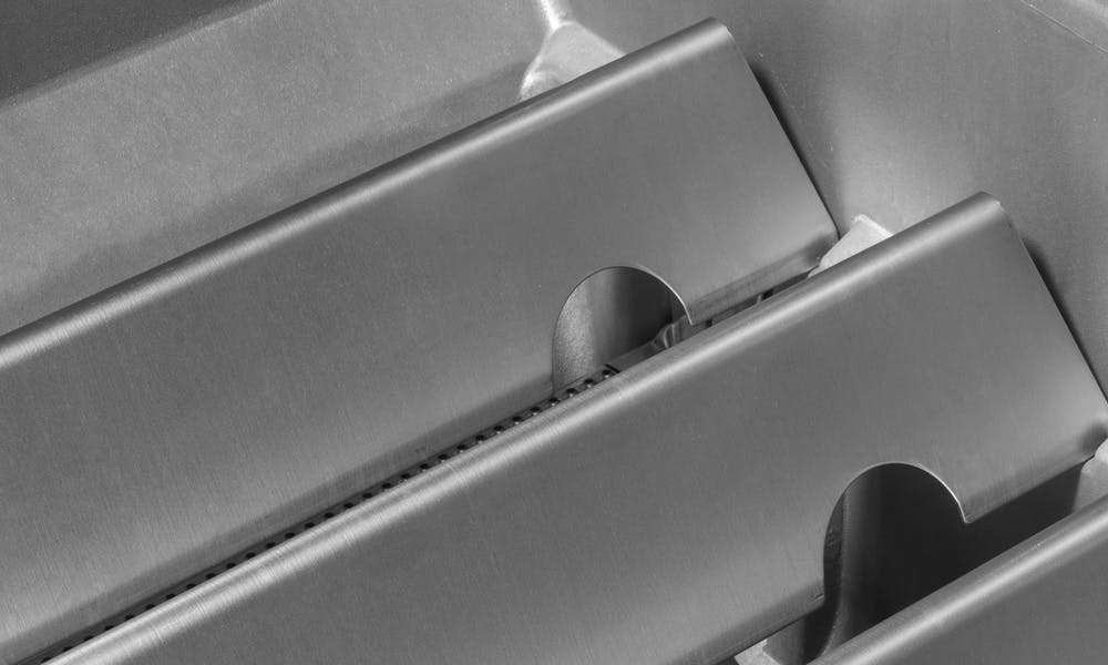 Arómakoľajnice Flavorizer Bars z ušľachtilej ocele
