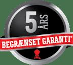 Garanti badge